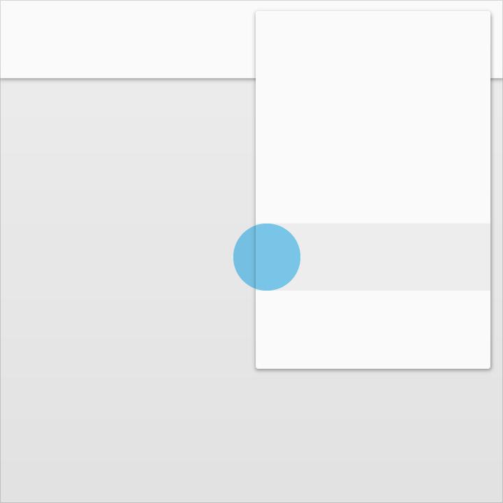 Элементы сайты в материальном дизайне. Верное применение